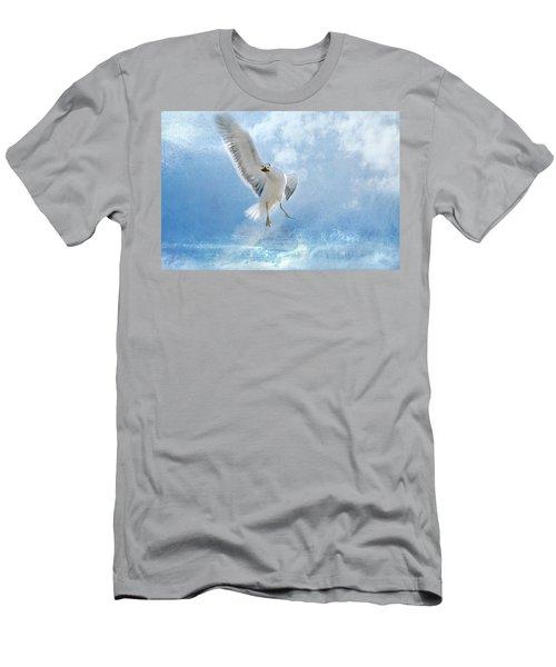 Dance For Food Men's T-Shirt (Athletic Fit)