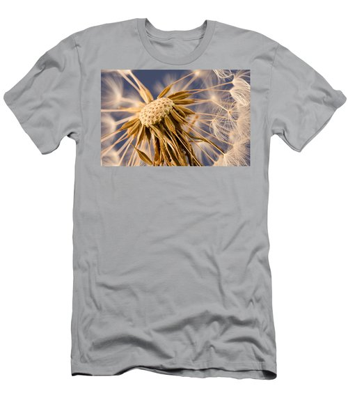 Dandelightful Men's T-Shirt (Slim Fit) by Don Schwartz