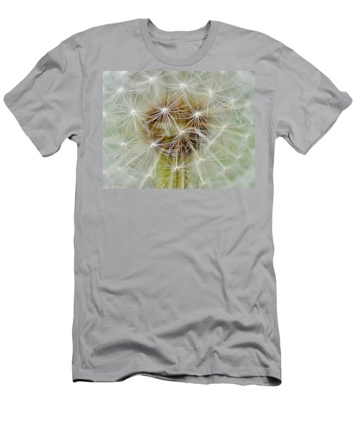 Dandelion Matrix Men's T-Shirt (Athletic Fit)