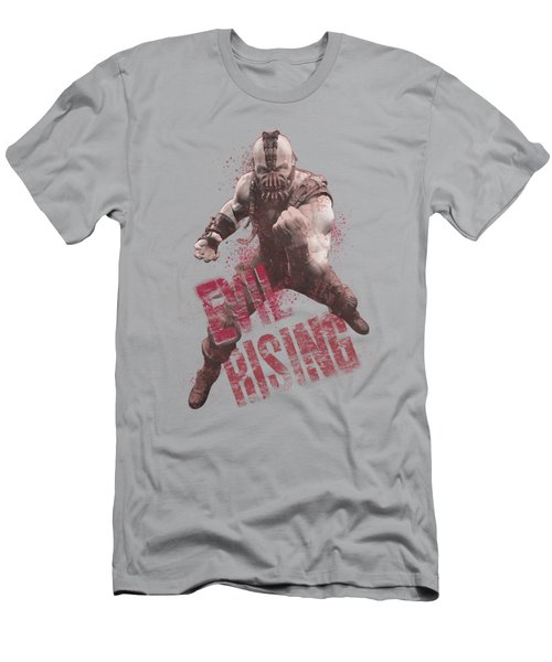 Dark Knight Rises - Bane Rising Men's T-Shirt (Athletic Fit)