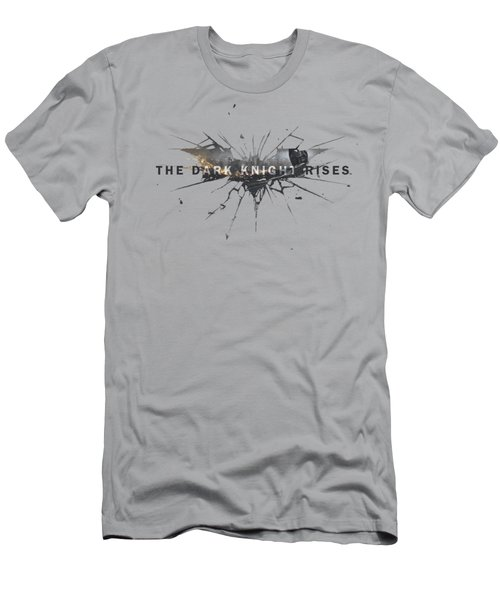 Dark Knight Rises - Rise Logo Men's T-Shirt (Athletic Fit)
