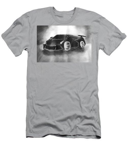 Adventure Ride Men's T-Shirt (Slim Fit) by Joshua Maddison