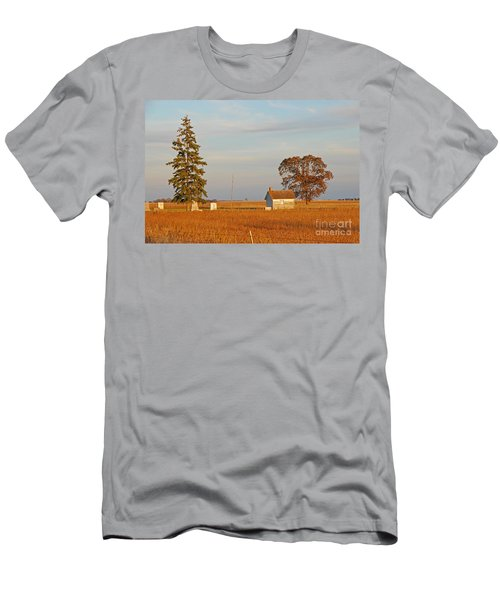 Days End Men's T-Shirt (Slim Fit) by Mary Carol Story