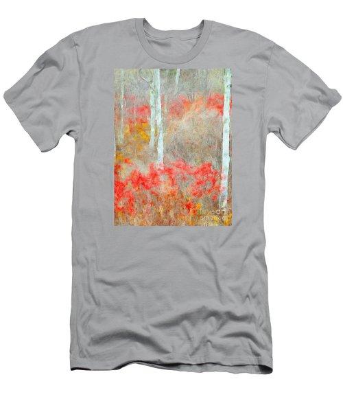 Days Of Autumn Joy Men's T-Shirt (Athletic Fit)