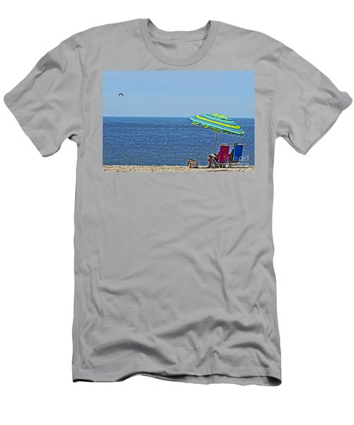 Daytime Relaxation Men's T-Shirt (Athletic Fit)