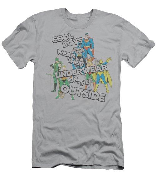 Dc - Underwear Men's T-Shirt (Athletic Fit)