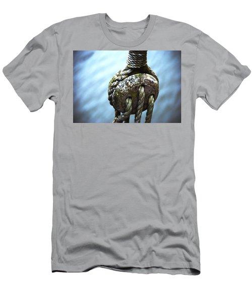 Dead Eye - Nautical Art  Men's T-Shirt (Athletic Fit)