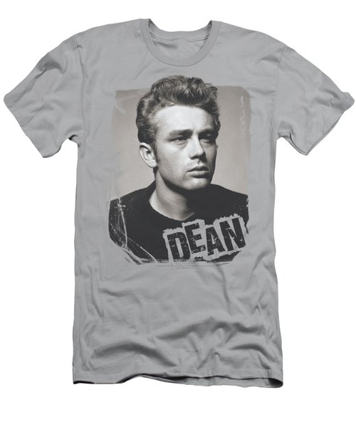 Dean - Broken Border Men's T-Shirt (Athletic Fit)