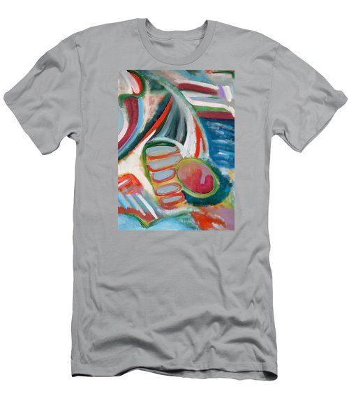 Deep In Thought Men's T-Shirt (Slim Fit)