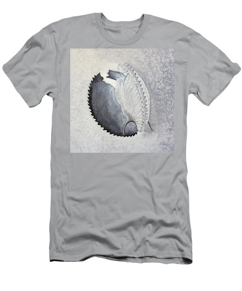 Men's T-Shirt (Athletic Fit) featuring the painting Delicata II Detail by Ashley Kujan