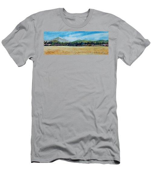 Deschutes River View Men's T-Shirt (Athletic Fit)
