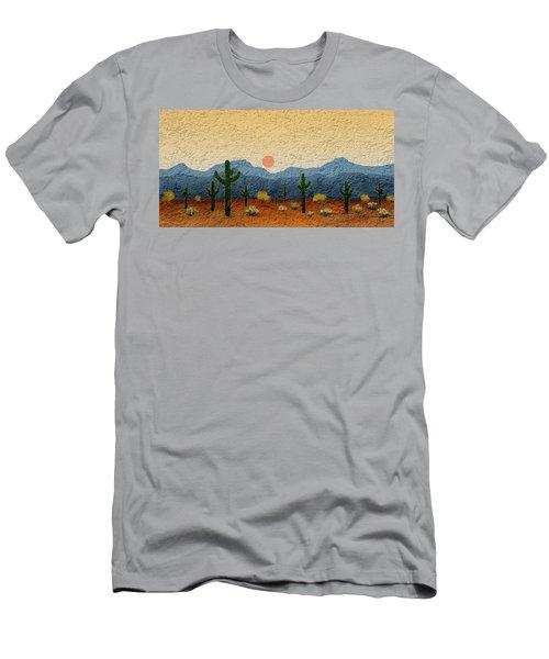 Desert Impressions Men's T-Shirt (Athletic Fit)