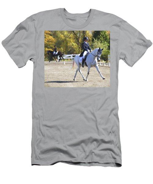 Diagonal Warmup Men's T-Shirt (Athletic Fit)