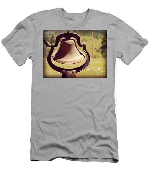 Dinner Time Men's T-Shirt (Slim Fit) by Meghan at FireBonnet Art