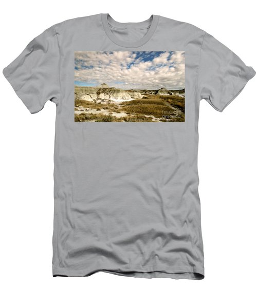 Dinosaur Badlands Men's T-Shirt (Athletic Fit)