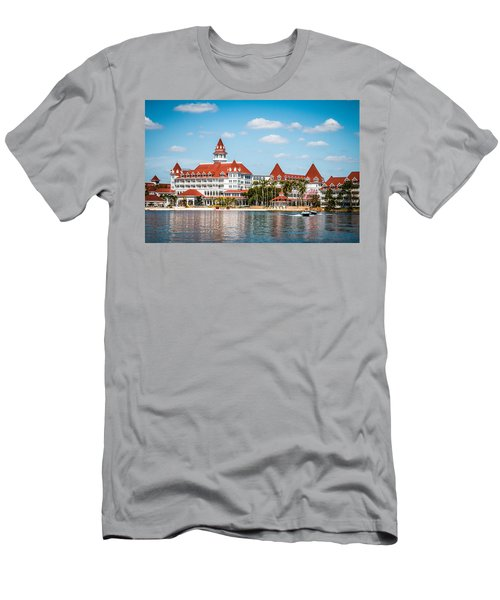 Disney's Grand Floridian Resort And Spa Men's T-Shirt (Athletic Fit)