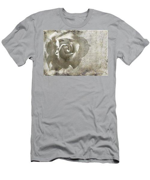 Men's T-Shirt (Slim Fit) featuring the photograph Distant Dreams by Ellen Cotton