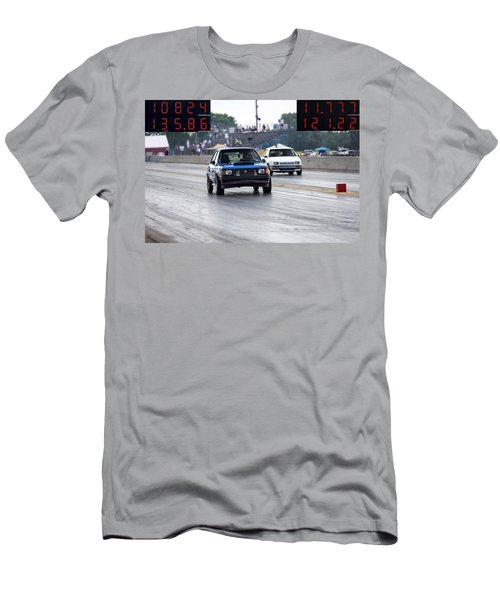 Dodge Omni Glh Vs Rwd Dodge Shadow Men's T-Shirt (Athletic Fit)