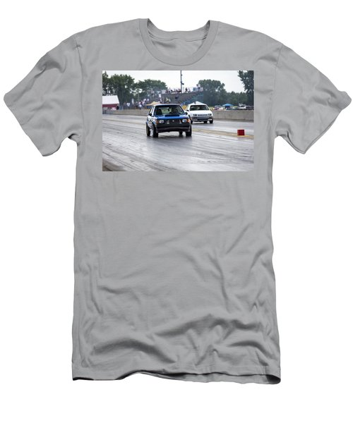 Dodge Omni Glh Vs Rwd Dodge Shadow - Without Times Men's T-Shirt (Athletic Fit)