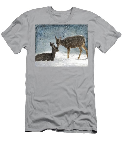 Doe A Deer Men's T-Shirt (Athletic Fit)