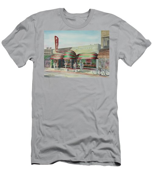 Domenicos In Long Beach Men's T-Shirt (Athletic Fit)