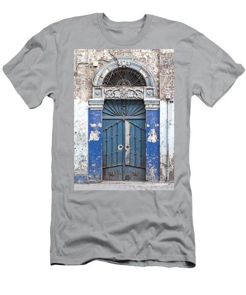 Door In Aleppo Syria Men's T-Shirt (Athletic Fit)