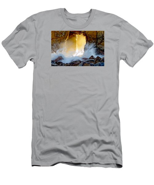 Doorway To The Pacific Ocean Men's T-Shirt (Athletic Fit)