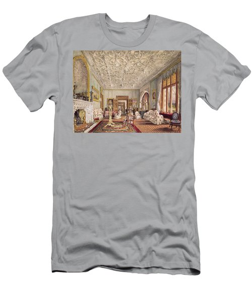 Drawing Room In The Gothic Style, C.1850 Men's T-Shirt (Athletic Fit)