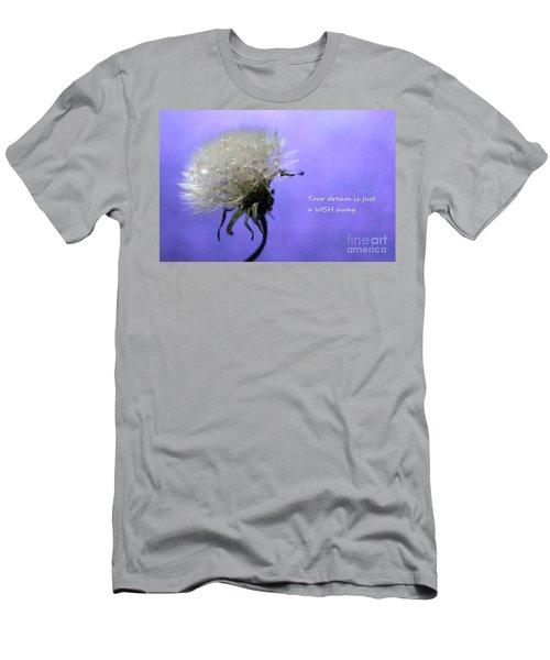 Dream Wish Men's T-Shirt (Athletic Fit)