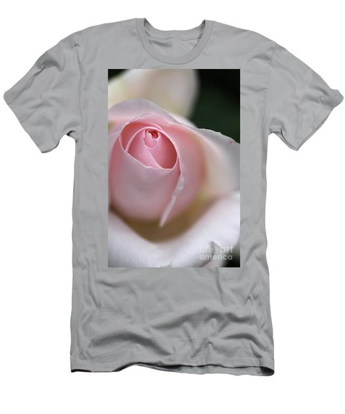 Dreamy Rose Men's T-Shirt (Athletic Fit)