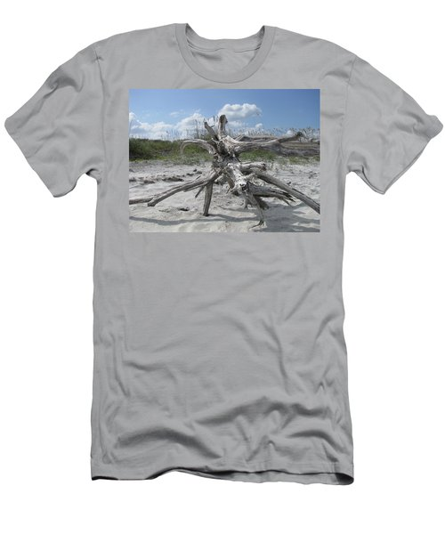 Driftwood Tree Men's T-Shirt (Athletic Fit)