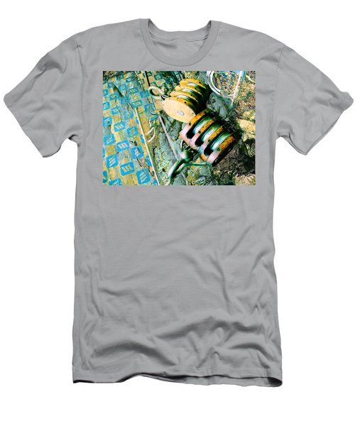 Drop And Give Me 20 Men's T-Shirt (Athletic Fit)