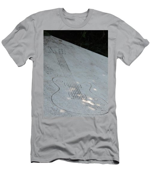 Duane's  Still Playin  Men's T-Shirt (Slim Fit) by Aaron Martens