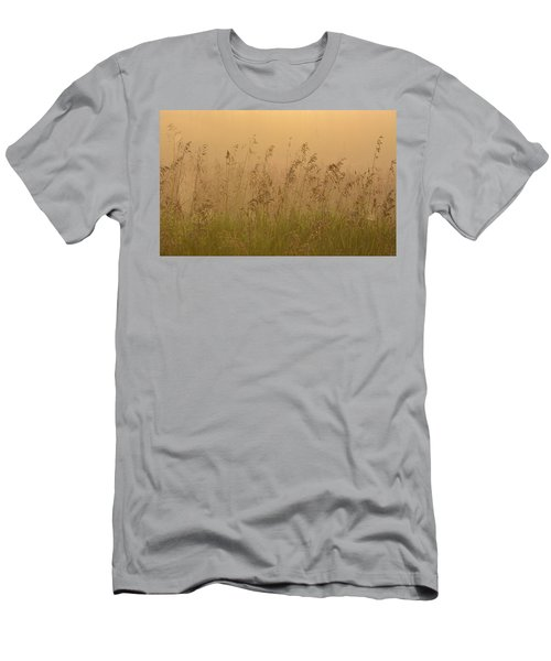Early Morning Field Men's T-Shirt (Athletic Fit)