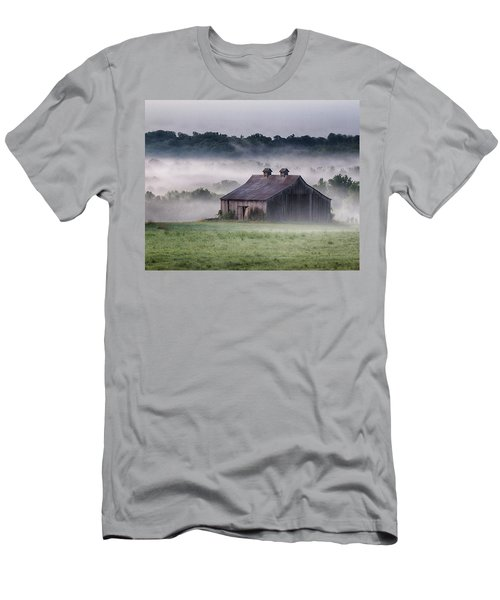Early Morning In The Mist Standard Men's T-Shirt (Athletic Fit)