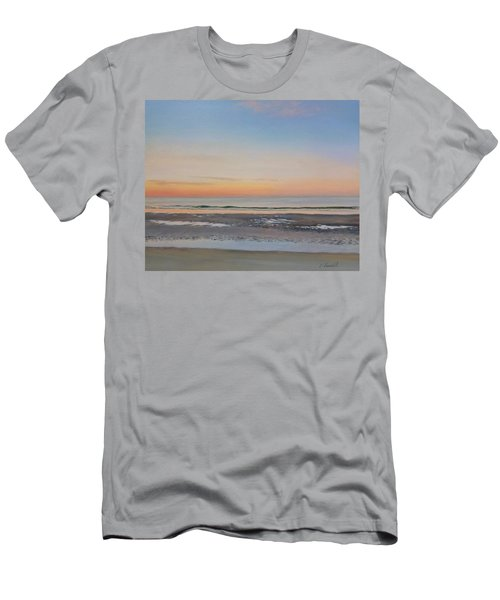 Early Morning Sky Men's T-Shirt (Slim Fit)