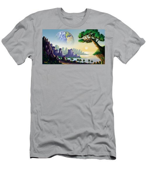 Earth's Sister Men's T-Shirt (Athletic Fit)