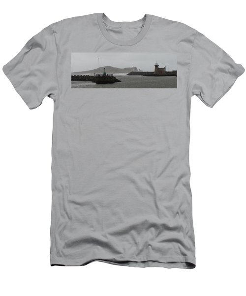 Easterly Swell Men's T-Shirt (Athletic Fit)