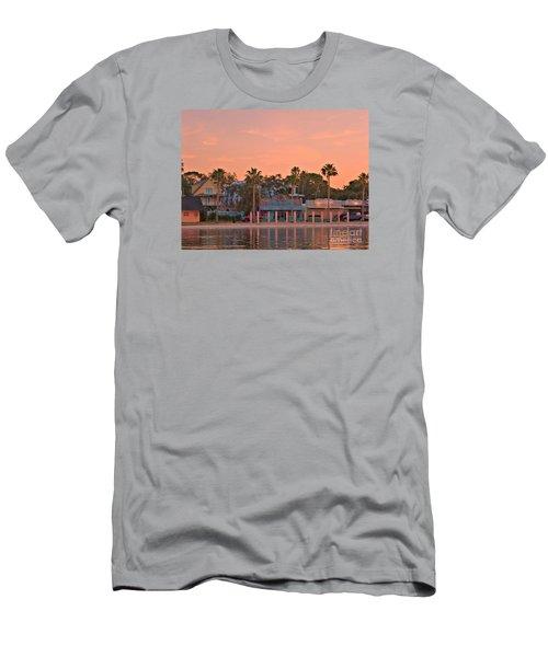 Easy Like Sunday Sunrise Men's T-Shirt (Athletic Fit)