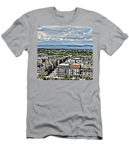 Edinburgh Men's T-Shirt (Athletic Fit)