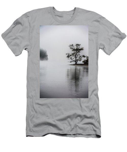 Eerie Calm Men's T-Shirt (Athletic Fit)