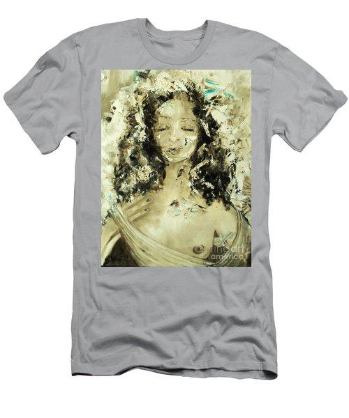 Egyptian Goddess Men's T-Shirt (Athletic Fit)