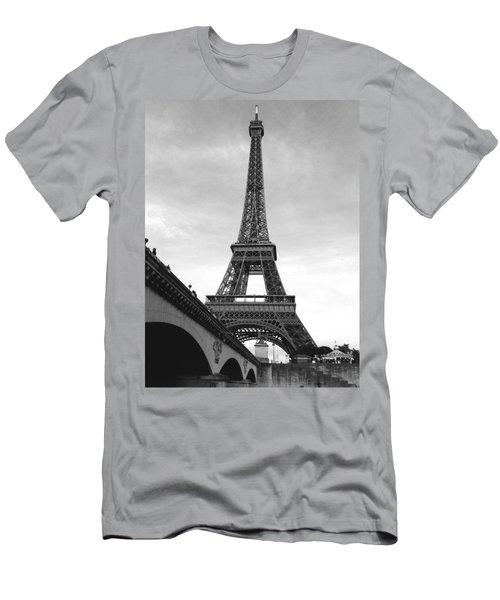 Eiffel Classic Men's T-Shirt (Athletic Fit)