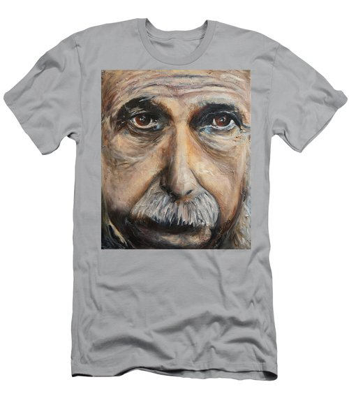 Einstein  Men's T-Shirt (Athletic Fit)