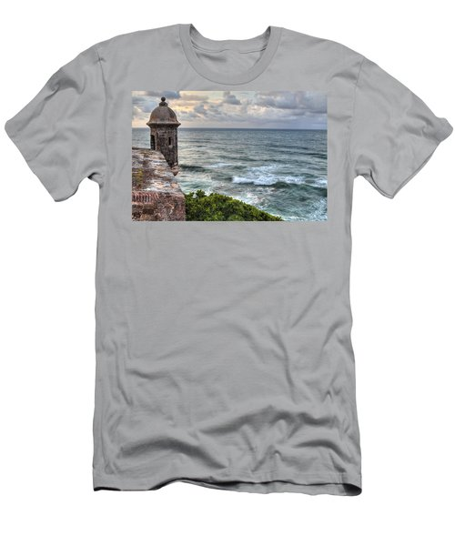 El Morro Sunset Men's T-Shirt (Athletic Fit)