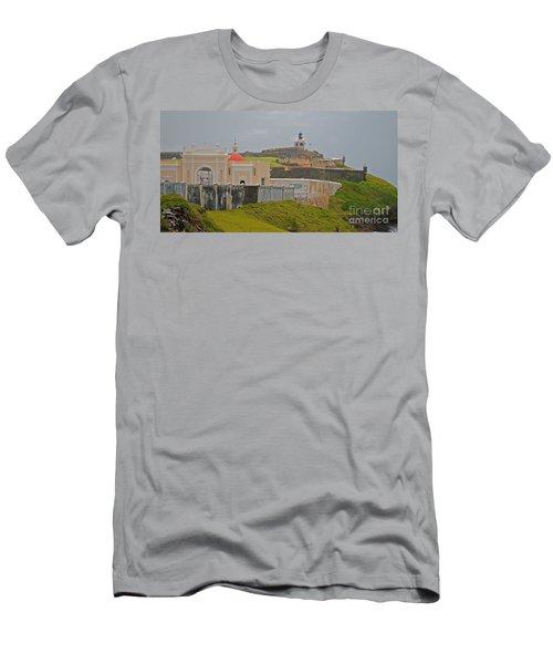 Scenic El Morro Men's T-Shirt (Athletic Fit)