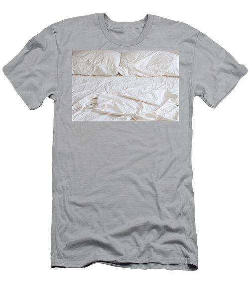 Empty Bed Men's T-Shirt (Athletic Fit)