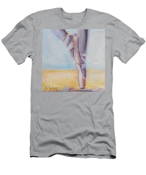 En Pointe Men's T-Shirt (Athletic Fit)