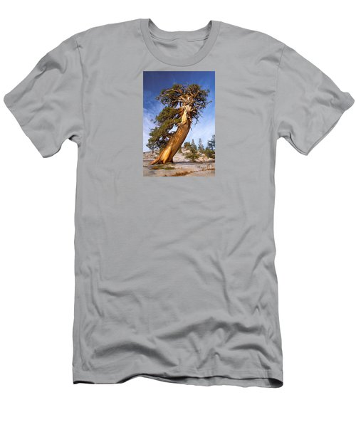 Endurance Men's T-Shirt (Slim Fit) by Alice Cahill