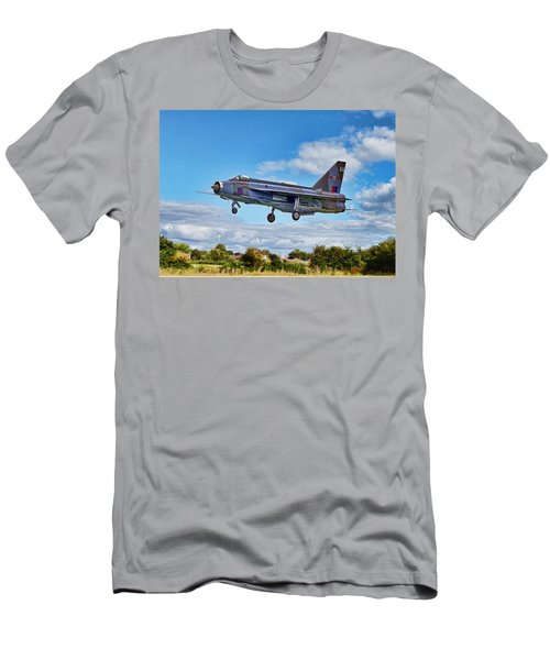 English Electric Lightning Men's T-Shirt (Athletic Fit)